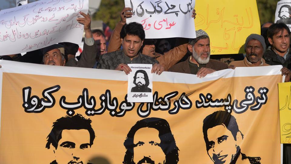 Pakistan,activists,Karachi