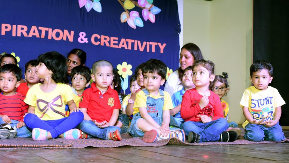 Presently, there are around 500 privately run play schools in the Gurgaon alone.