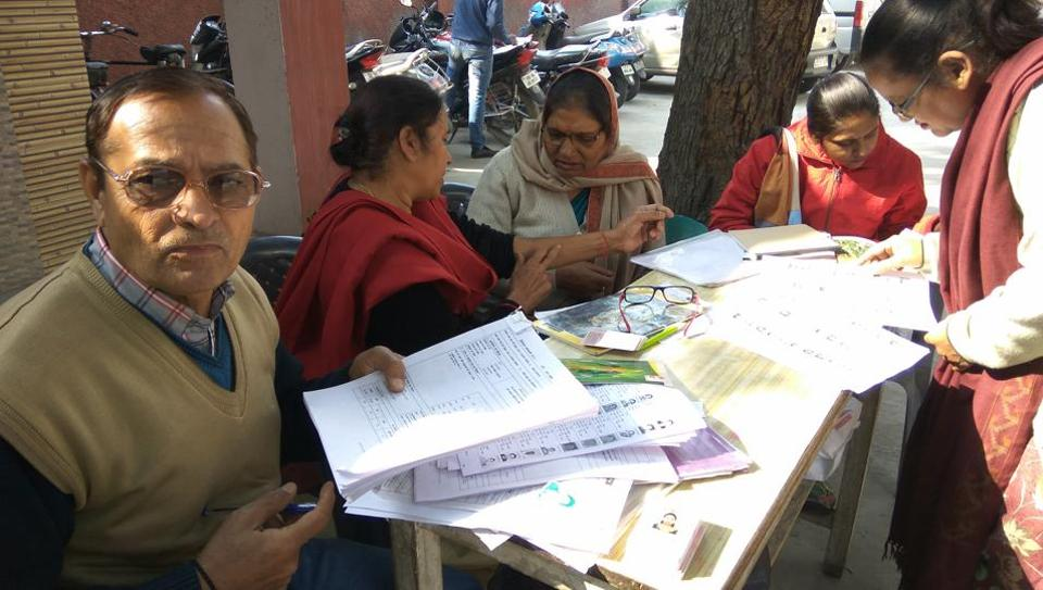 Noida,voters' list,UP election