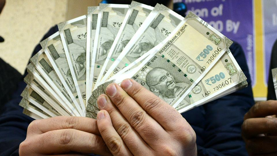 An ATM at a village in Khargone district dispensed two 'one-side blank' currency of the new Rs 500 denomination.