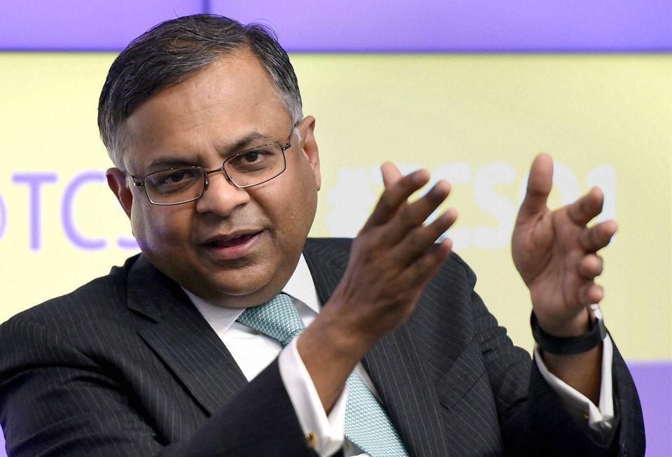 Tata Sons,Natarajan Chandrasekaran,N Chandrasekaran