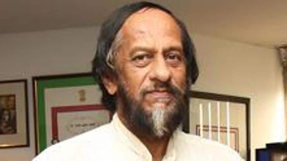 RK Pachauri,TERI,The Energy and Resources Institute