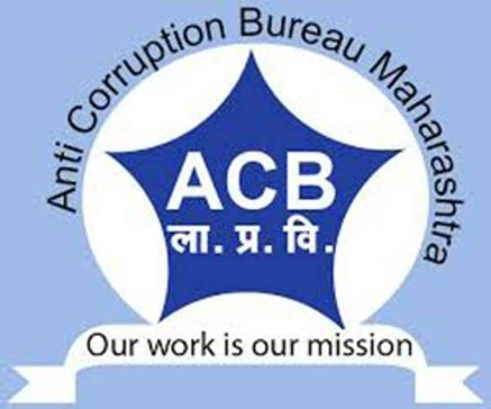 The anti-corruption bureau symbol