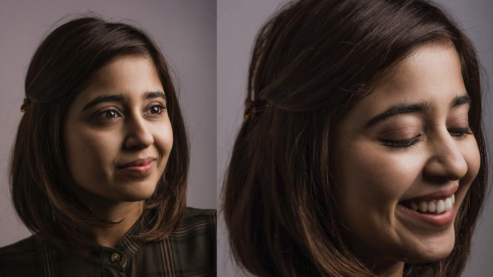 Shweta Tripathi does an exclusive photo shoot with HT 48 Hours (Photo: Aalok Soni/HT)