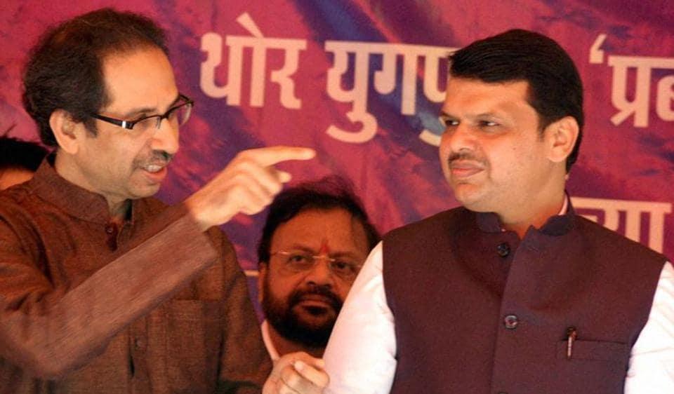 Sena,Saamana,Shiv Sena