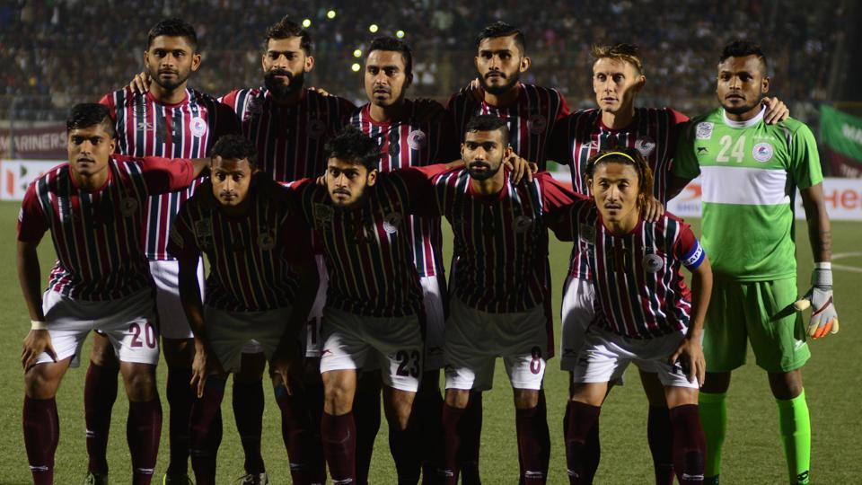 Mohun Bagan,Atletico de Kolkata,I-League
