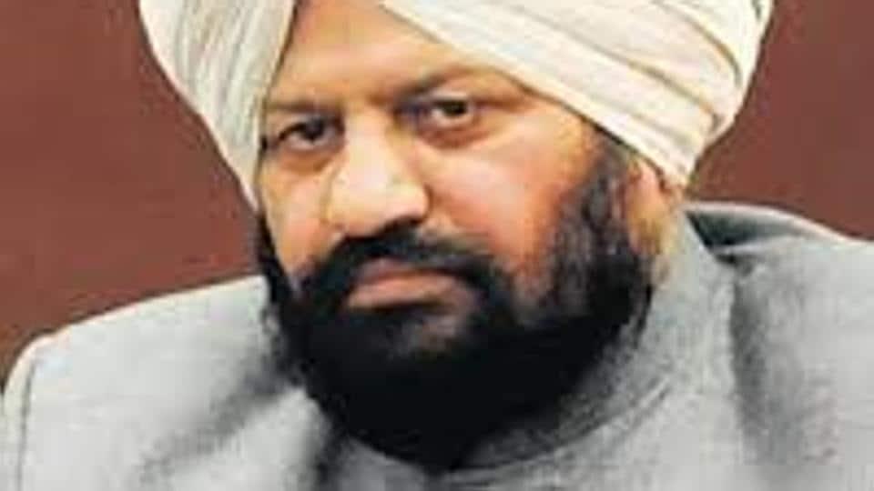 Khadi board chairman and party vice-president Harjit Singh Grewal