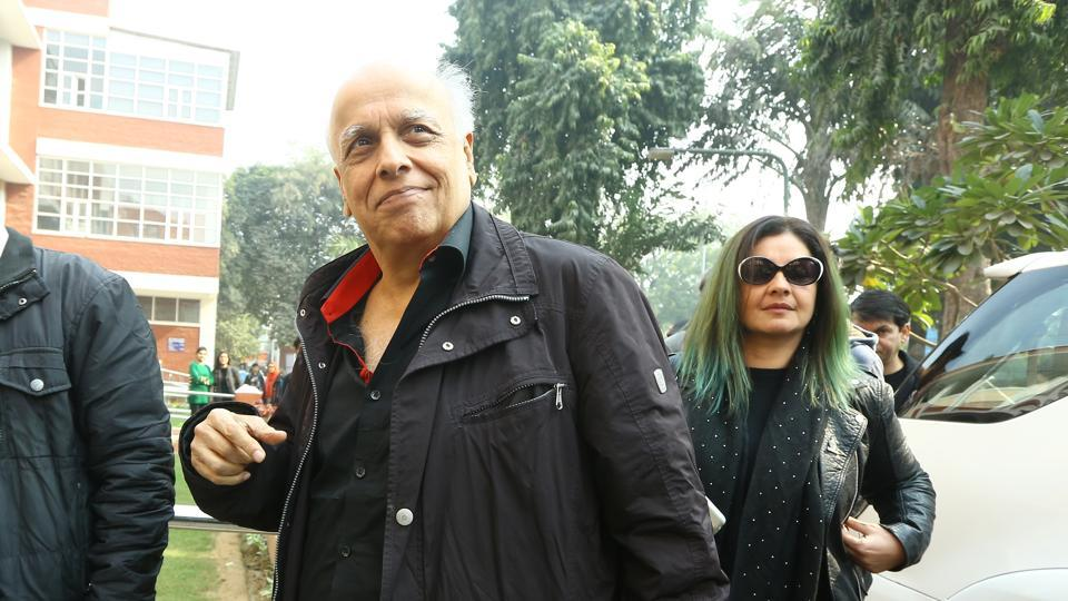 The father-daughter duo presented Arvind Gaur's play, The Last Salute, at Hansraj College.