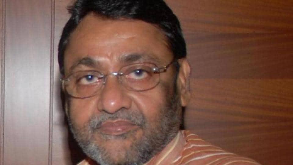 BJP,NCP,Nawab Malik