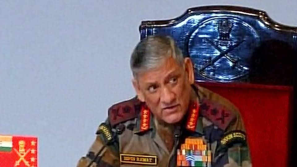 Army Chief,Bipin Rawat,Surgical Strikes