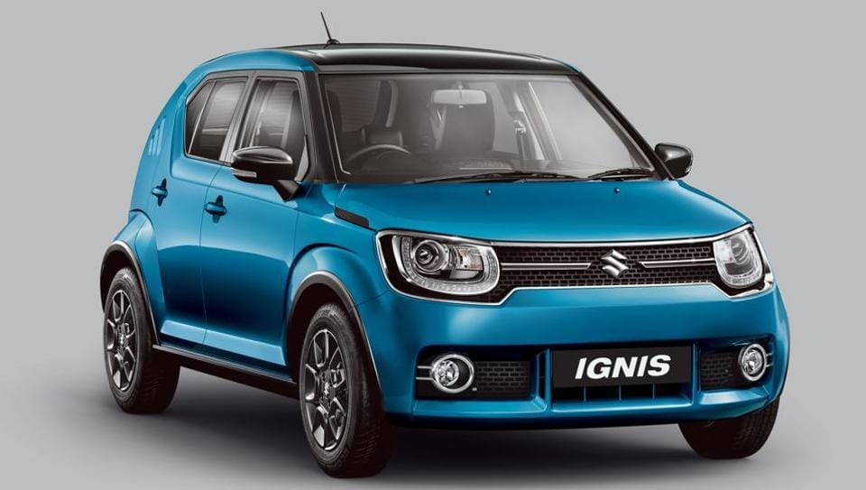 Maruti Suzuki will launch the 'premium urban compact' Ignis in India on January 13.