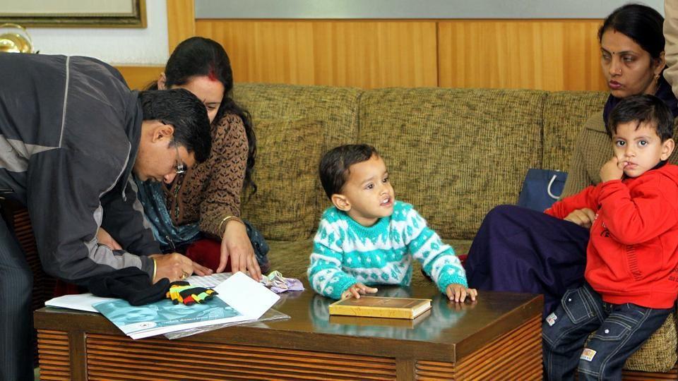 Nursery admissions