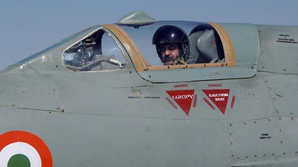 BS Dhanoa,MiG-21,IAF Chief