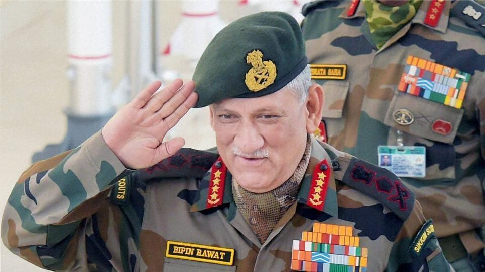 Bipin Rawat,Indian Army,Lt Gen Parveen Bakshi