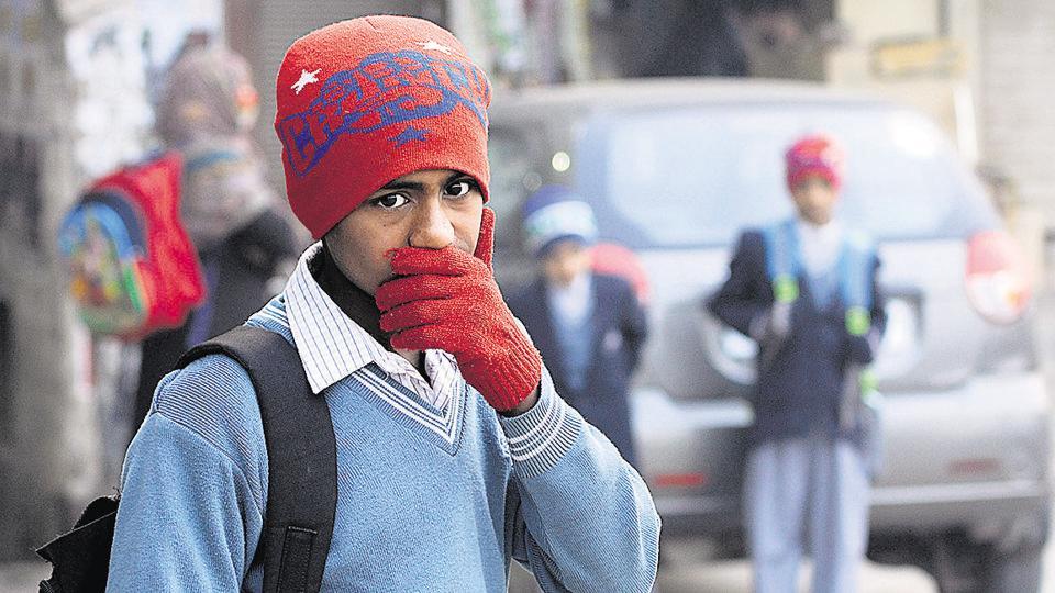Winter Chill,Delhi weather,Cold wave