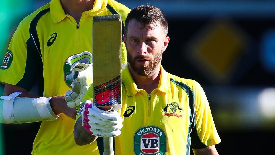 Australia's Matthew Wade struck his maiden one-day century to help secure a comprehensive 92-run victory over a disjointed Pakistan in the first one-day international in Brisbane on Friday.