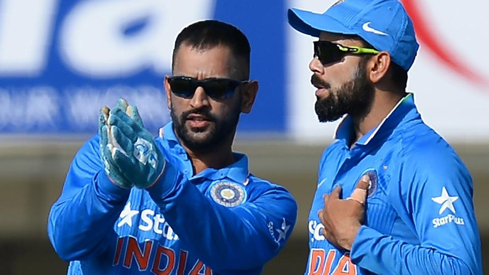 Mahendra Singh Dhoni,Virat Kohli,Split captaincy