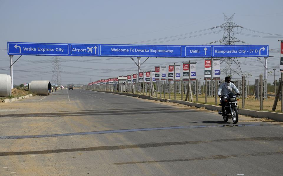 The NHAI took charge of the Northern Peripheral Road (NPR) project in October last year.