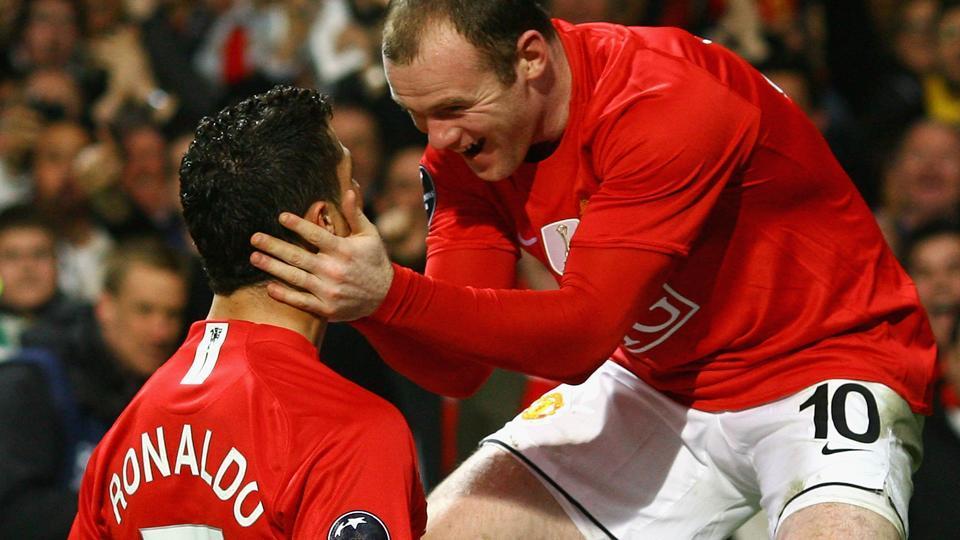Cristiano Ronaldo,Cristiano Ronaldo football,Wayne Rooney