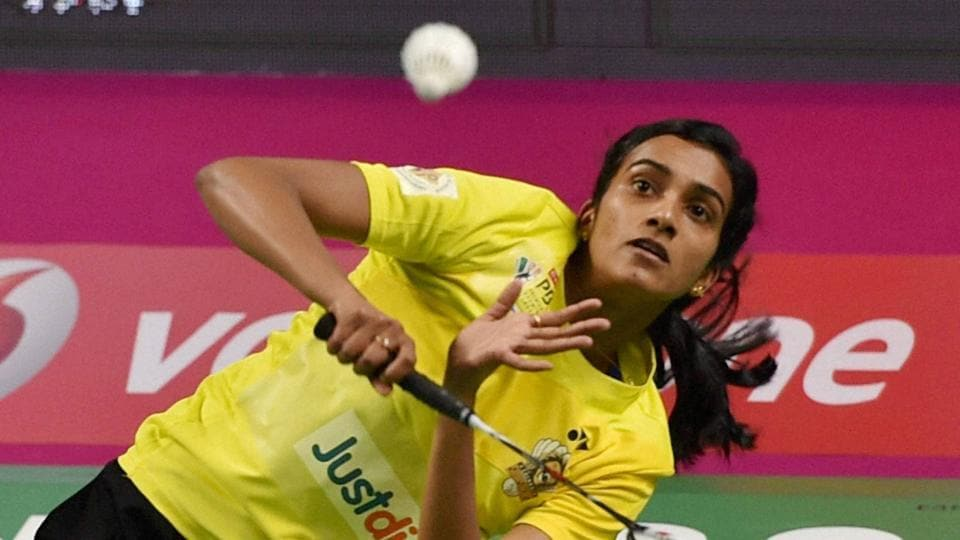 PV Sindhu beat Saina Nehwal 11-7, 11-8 as Chennai Smashers beat Awadhe Warriors in the semifinal in New Delhi on Friday. They will meet Mumbai Rockets in the final of the Premier Badminton League.