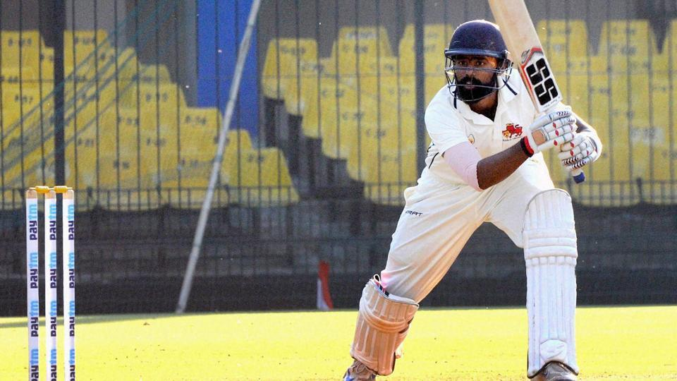 Mumbai batsman Suryakumar Yadav fell just one run short of half century on Day 4 of the Ranji Trophy final against Gujarat. However, skipper Aditya Tare (69) and Abhishek Nayar helped Mumbai extend their lead beyond 300. Chintan Gaja took 6 wickets for Gujarat. Get highlights and score of the Gujarat vs Mumbai Ranji Trophy final Day 4 from Indore here.