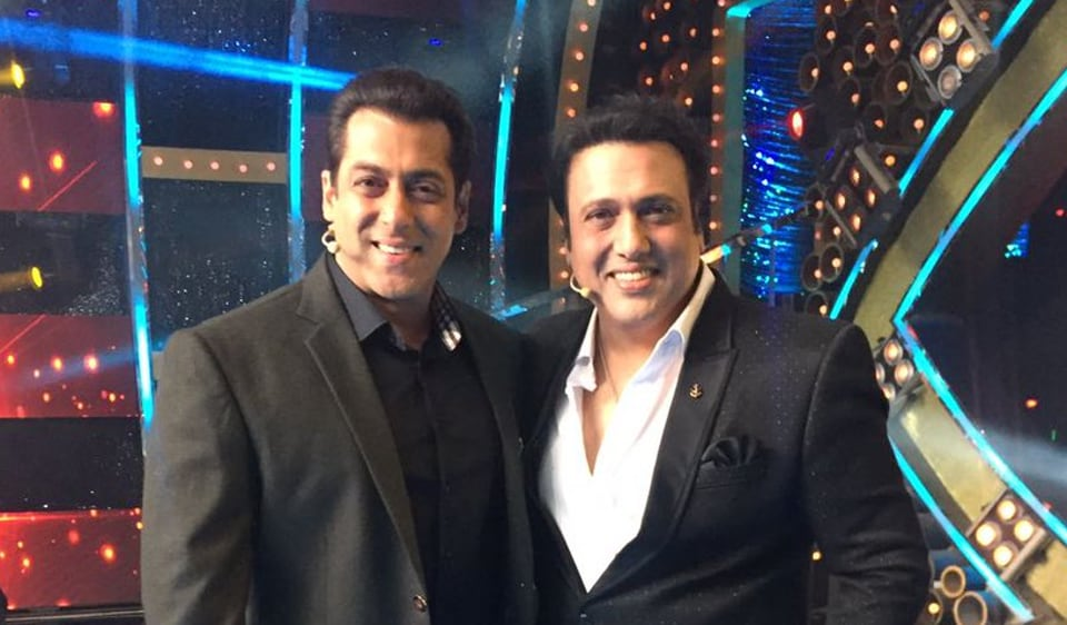 Watch out for the dance performances by Salman Khan and Govinda on Bigg Boss 10's weekend special episode.