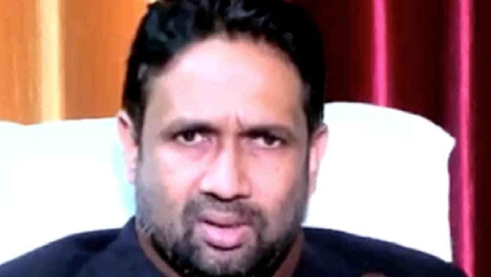 Uttar Pradesh Governor Ram Naik onSaturday disqualified BSP's Rasra MLA Uma Shankar Singh from Assembly membership for violation of Representation of the People Act