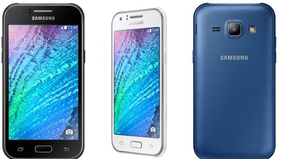Samsung Launches Galaxy J2 Ace And Galaxy J1 4G In The