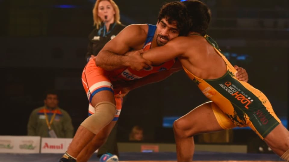 Haryana Hammers continued their magnificent run in the Pro Wrestling League with victory over Jaipur Ninjas.