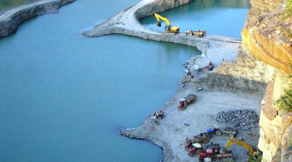 SHOs,DSPs,Stone quarrying