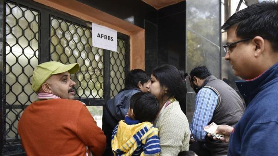 Nursery admissions in Delhi