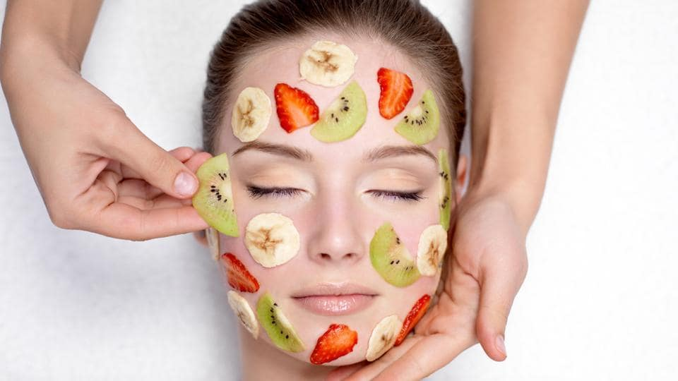 Fruits are a natural source for enhancing beauty.