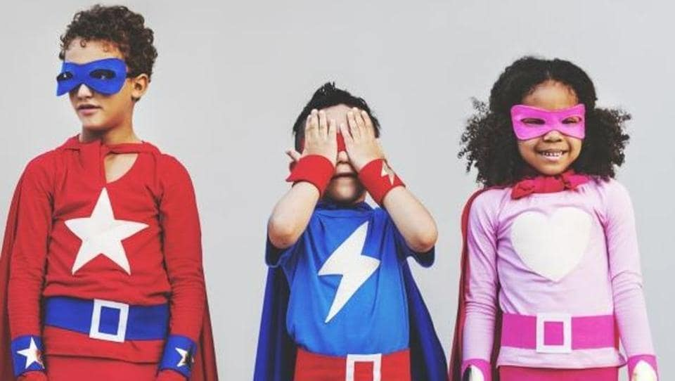 Kids who often engage with the world of superheroes may be more likely to show physically and relationally aggressive behaviours one year later, say researchers.