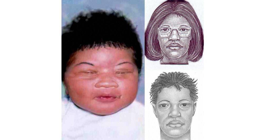 Baby stolen in US