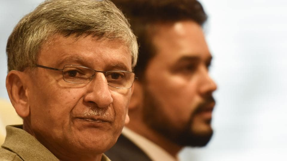 Maharashtra cricket supremo Ajay Shirke, who was removed from the post of BCCI secretary by Supreme Court, will not attend the India vs England ODI at Pune in any official capacity