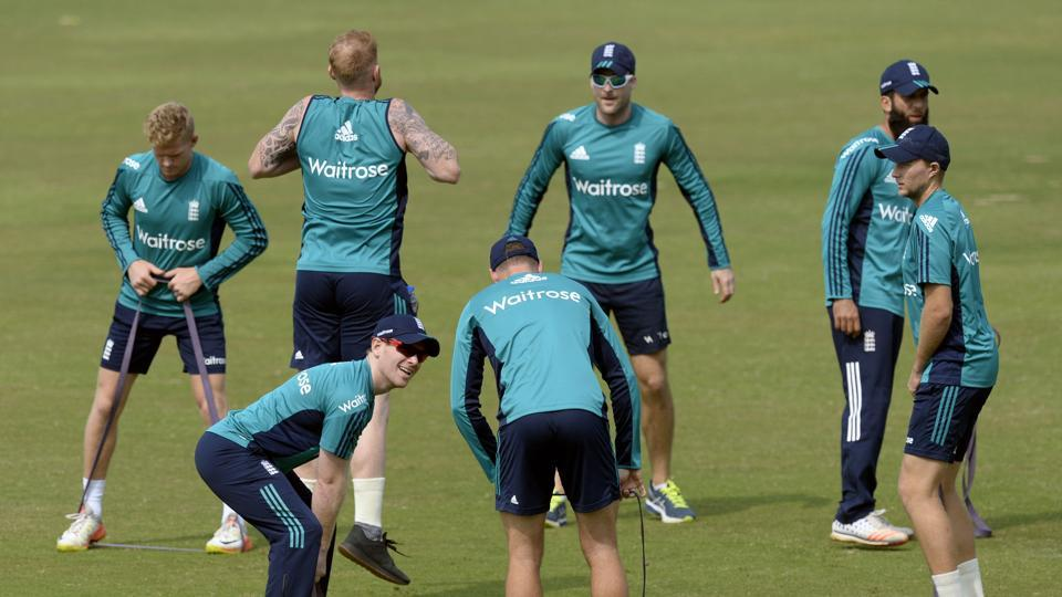 England will be aiming to overcome their poor record in India, where they have lost 12 out of  their last 13 ODIs. (AFP)