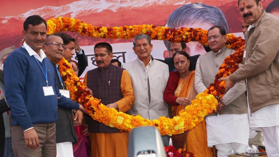 Uttarakhand CM Harish Rawat's spokesperson said parole is right of the prisoners