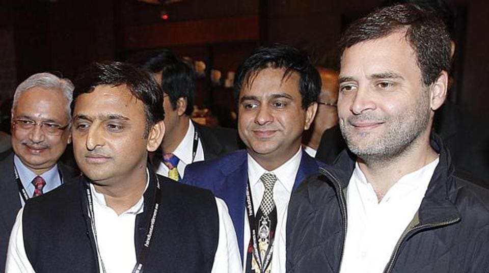 The Congress wants to alleviate its trust deficit with the Samajwadi Party by aligning with its younger leadership.