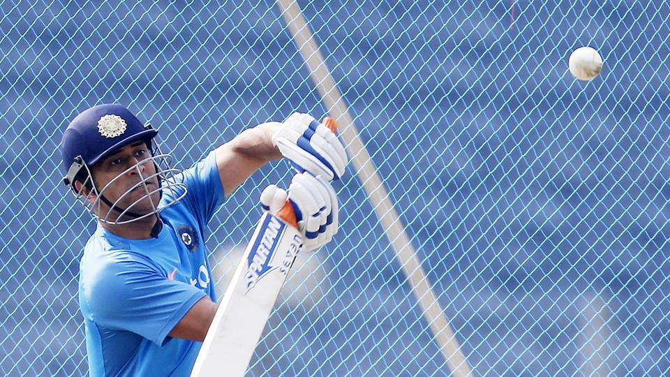 Dhoni, free from the captaincy burden, will be aiming to put on his best performance in the three ODIs before the Champions Trophy. (AP)