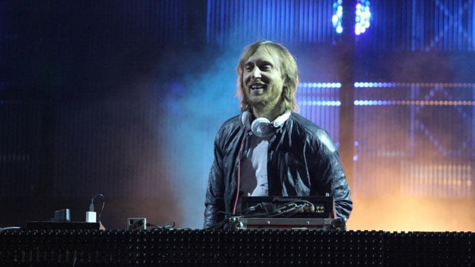 India,David Guetta,Metallica