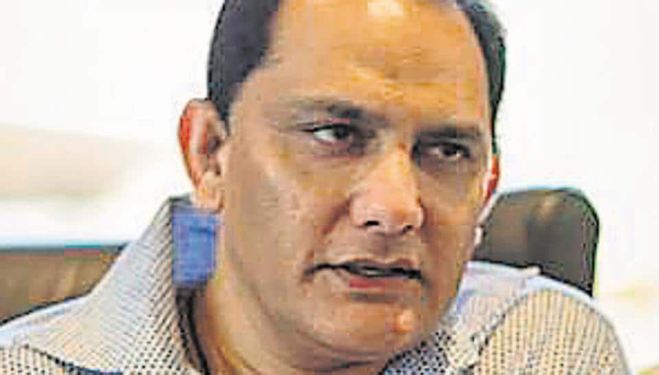 Former India cricket captain Mohammad Azharuddin's nomination for the post of Hyderabad Cricket Association (HCA) president has been disqualified.