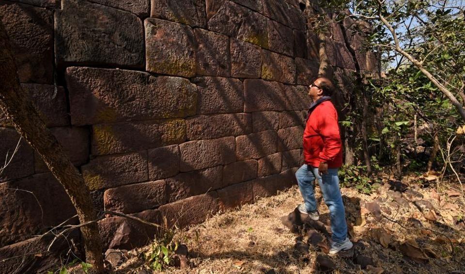 Raisen,Great Wall,Parmar