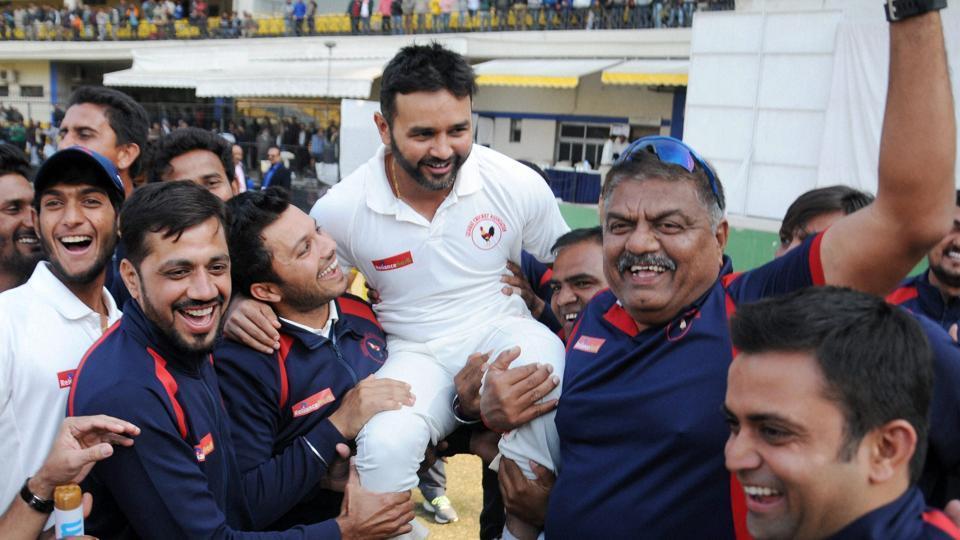 Ranji Trophy,Ranji final,Parthiv Patel