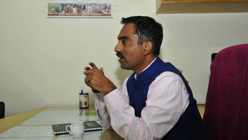 Incumbent deputy commissioner TL Satyaprkash has been transferred as director, town and country planning, Haryana.