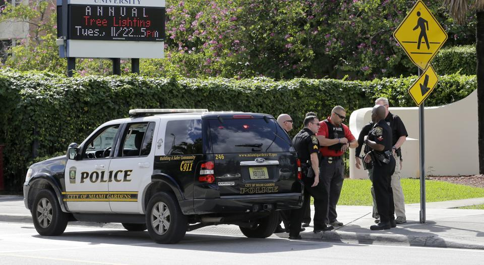 Miami police arrested the teen Madhav Sood last week on charges of vehicular homicide.