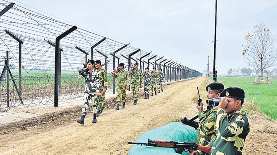 BSF,CISF,colonial ethos