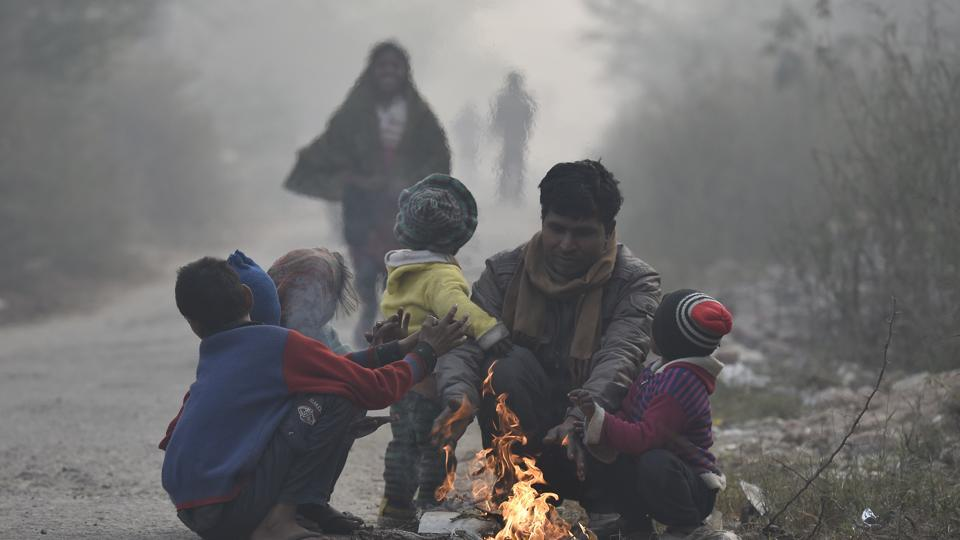 Cold wave,North India cold,Jammu and Kashmir