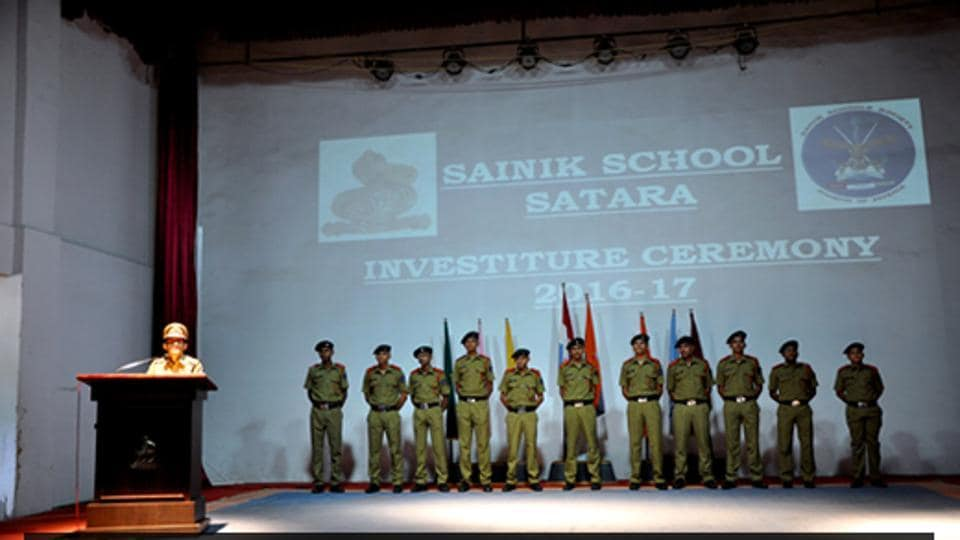 The Central and the Maharashtra government have signed a memorandum of agreement (MoA) for financial assistance to Sainik School in Satara district.