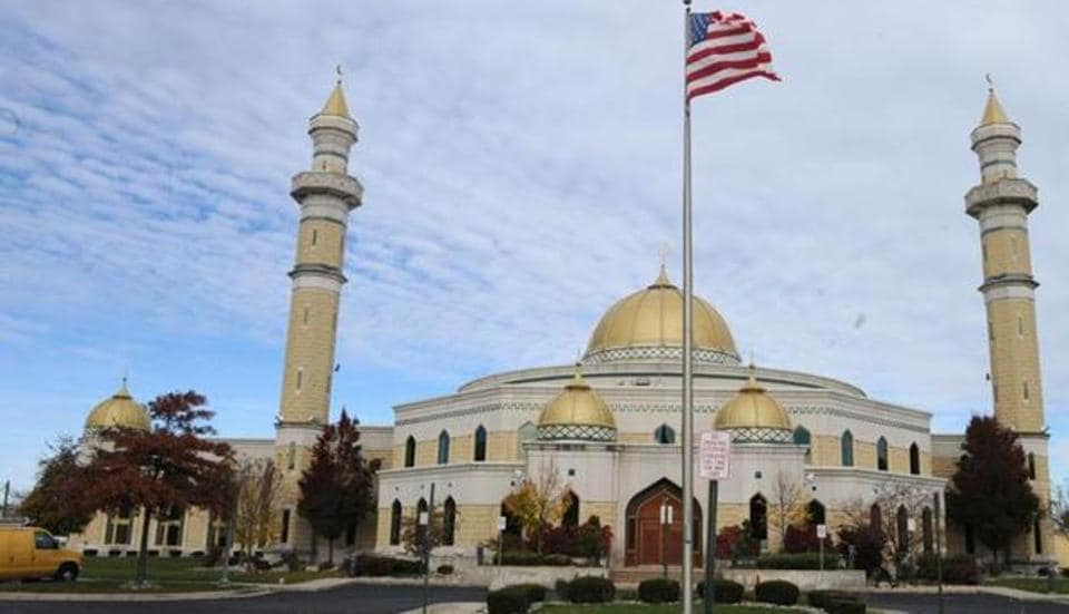 Hate Crime in US,Hate crime against Muslims,Mosque torched in Washington
