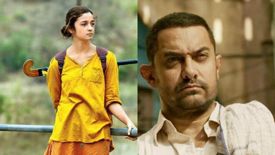 Dangal bagged best film and director awards while Aamir Khan got the best actor award at Filmfare. Alia Bhatt received the Best ACtor award (female) for Udta Punjab.